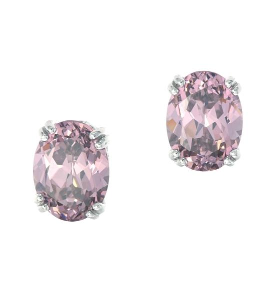 ScRose Pink Tourmaline Earring
