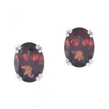ScGarnet Earring
