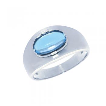 ScAquamarine Ring