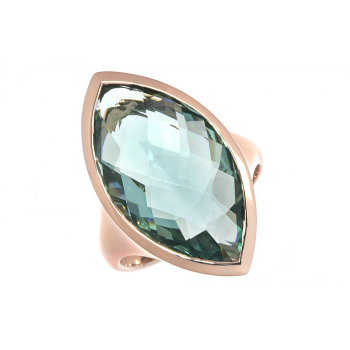 ScGreen Amethyst Ring