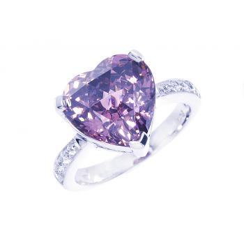 ScRose Pink Tourmaline Ring