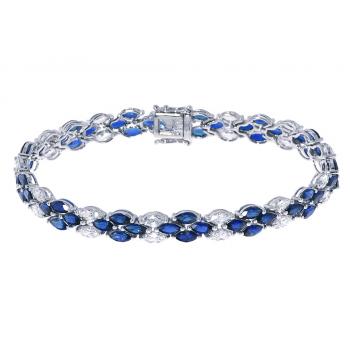 ScBlue Sapphire Bracelet