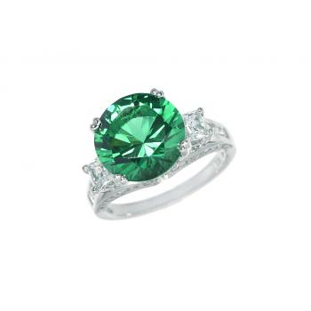 ScEmerald Ring